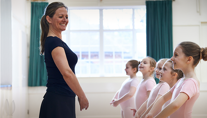 Encouraging Your Kids To Be Successful In Dance